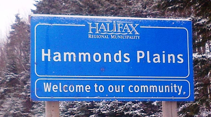 Hammonds Plains - Welcome to our community.