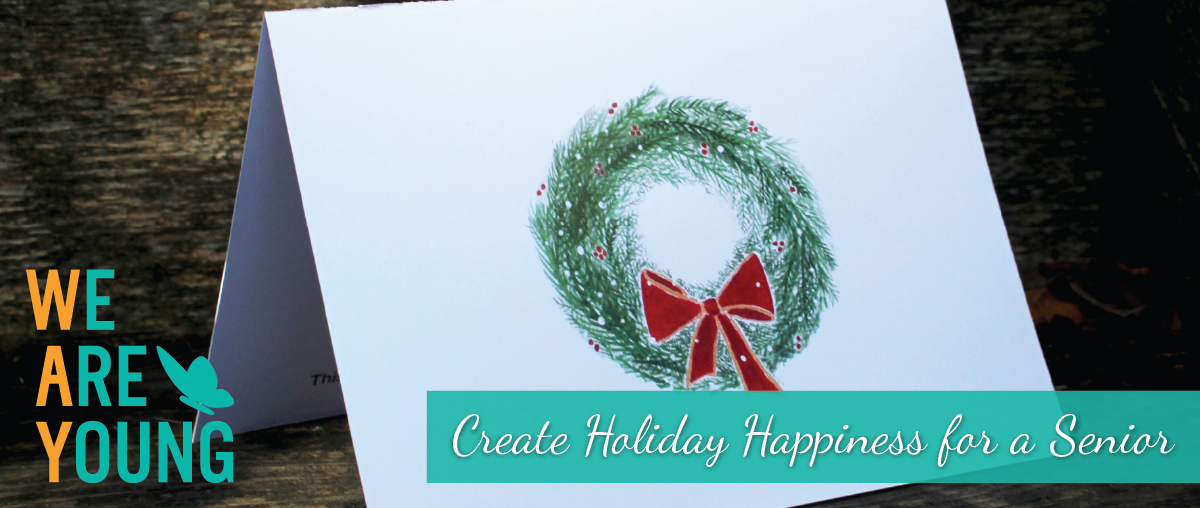 Create Holiday Happiness for a Senior